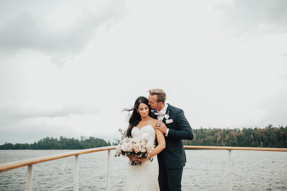 Lake of the Woods Wedding - Wedding Florist in Kenora