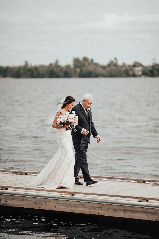 Lake Wedding Ideas - Luxury Wedding in Kenora