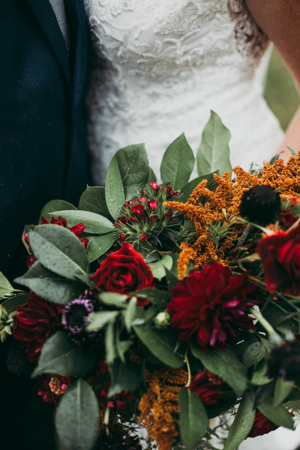 Fall Wedding Flowers - Wedding Florists in Winnipeg