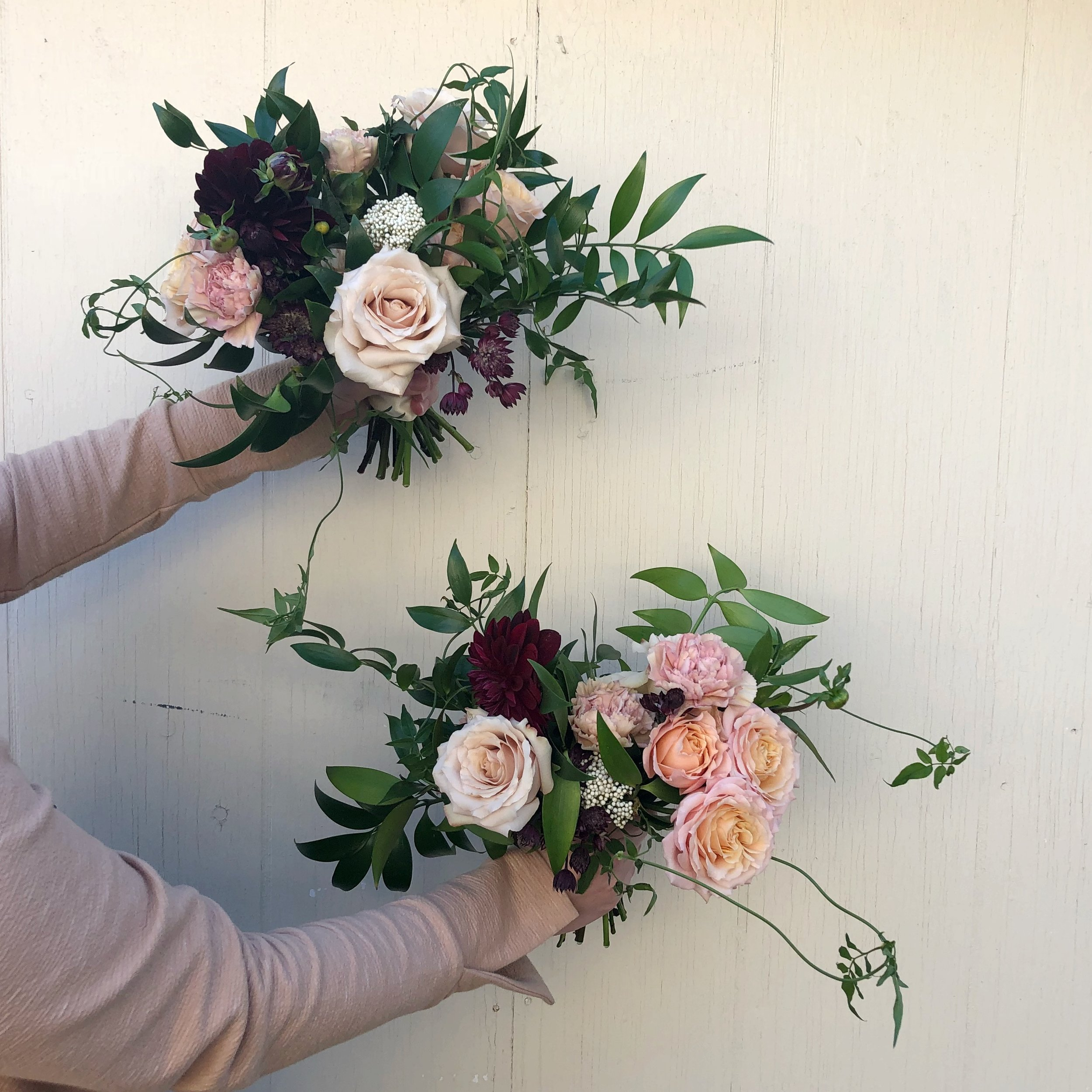 Garden Inspired Wedding Flowers in Winnipeg - Winnipeg's Best Wedding Florist