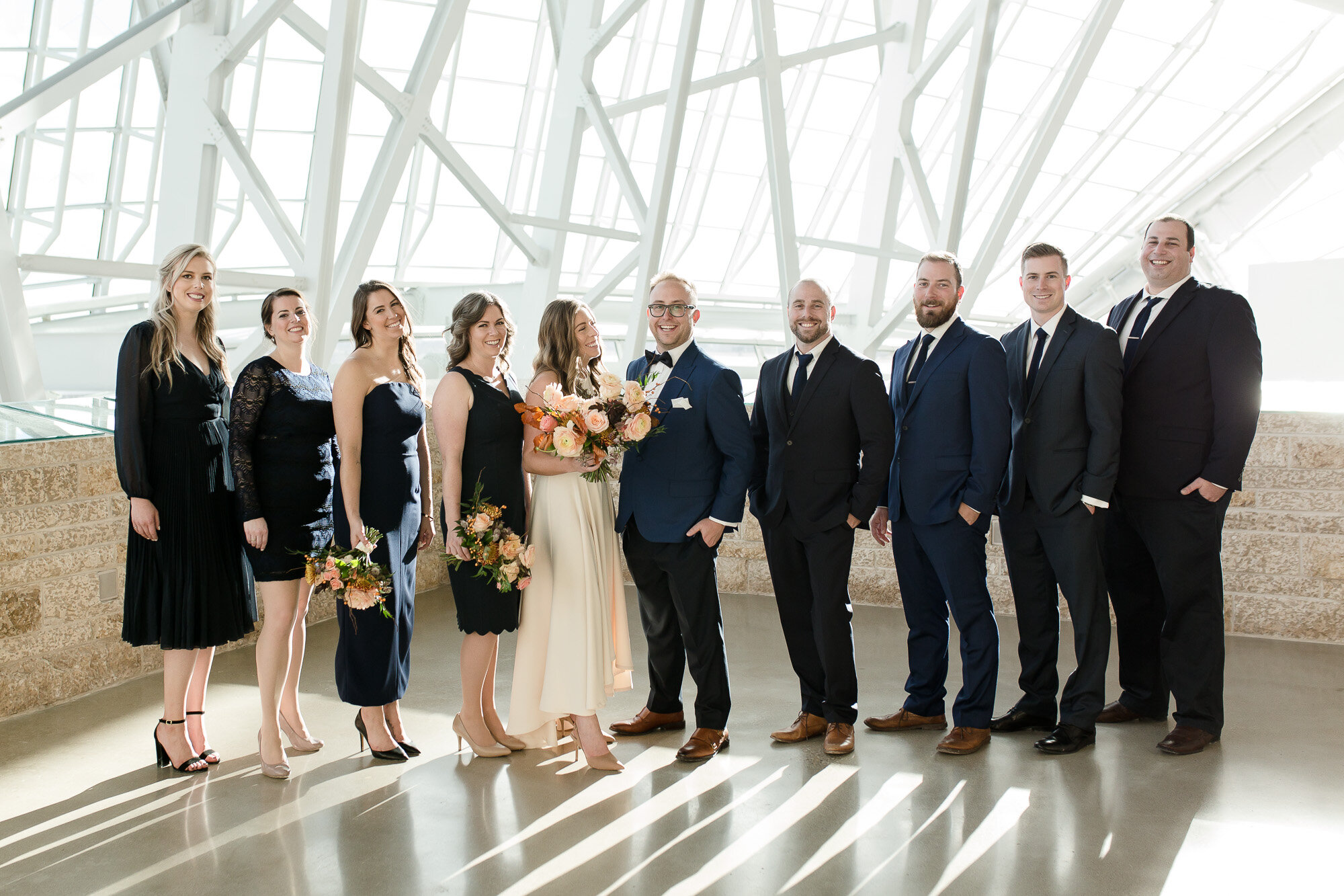 Canadian Museum of Human Rights - Winnipeg's Top Wedding Florist