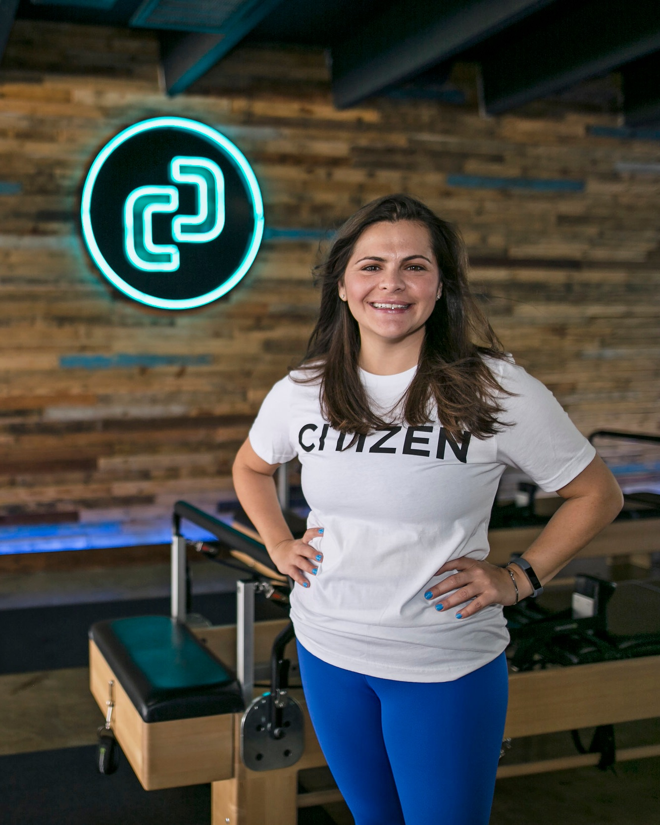 Jess Hughes - Owner of Citizens Pilates