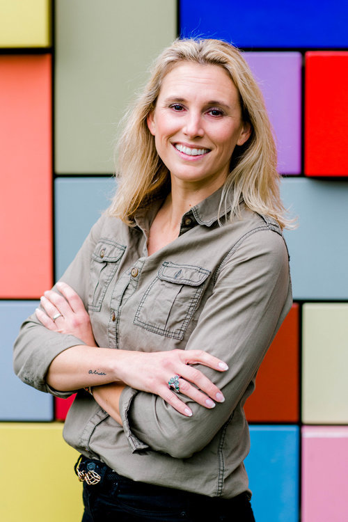 Maggie Segrich, Co-Founder Sesh Coworking, Houston's first female-focused coworking