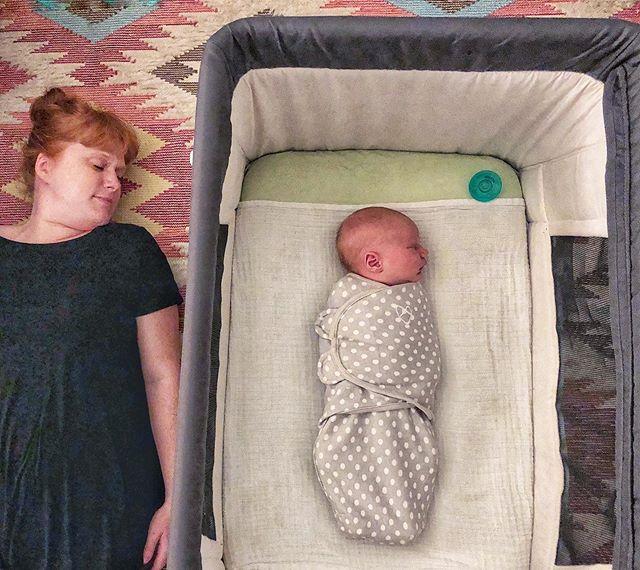 #augustalexandershear is 8 days old. We are proud members of #teamnosleep.