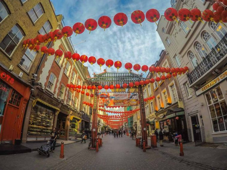 Chinatown during Day!