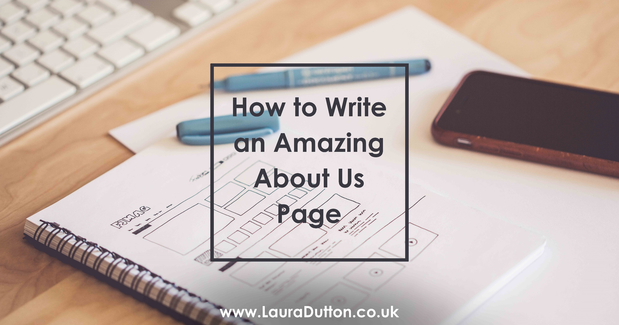 How to write an amazing about us page