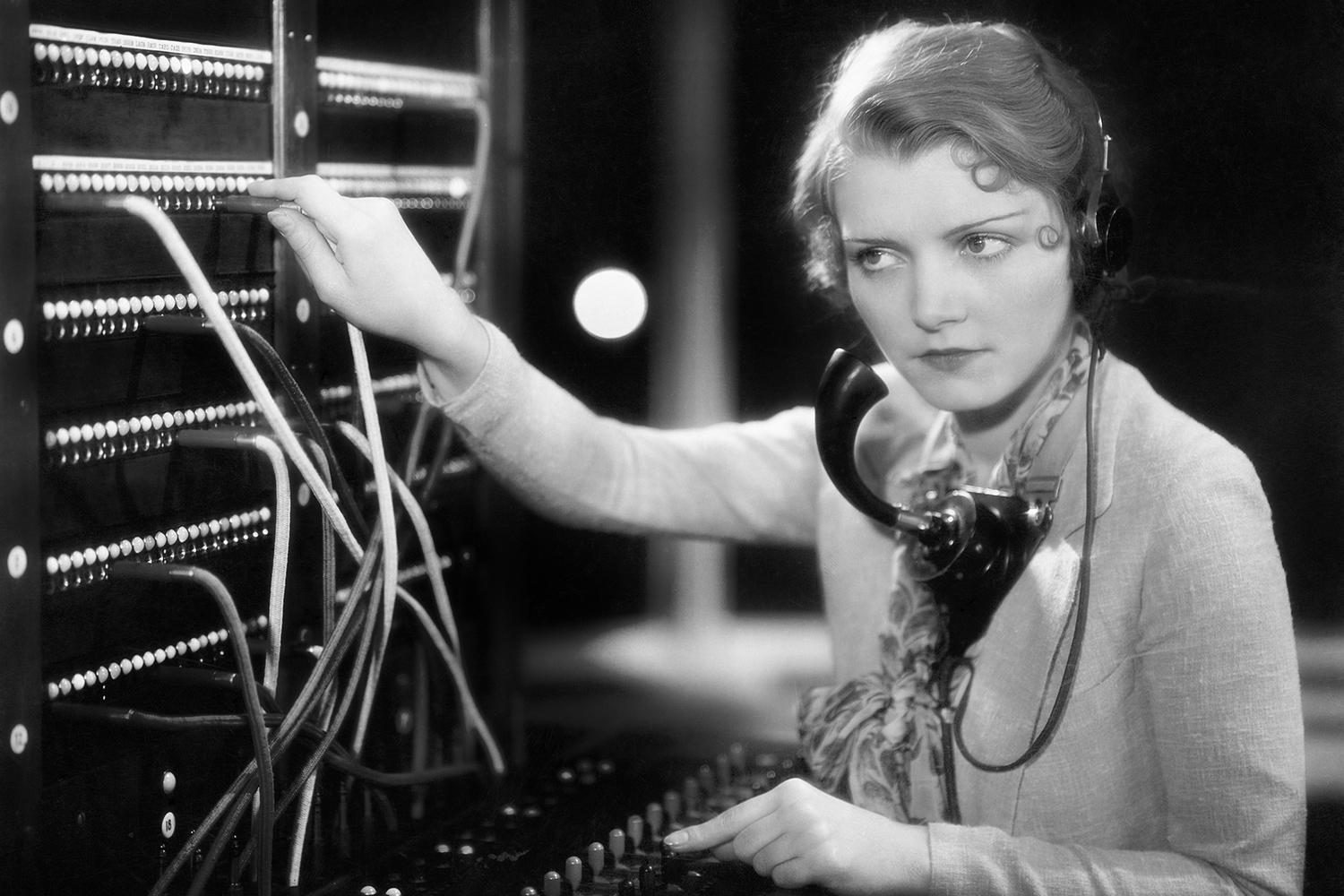 Is your telephone system still running in the 20th century? Call DunnCo, we'll answer with modern solutions.