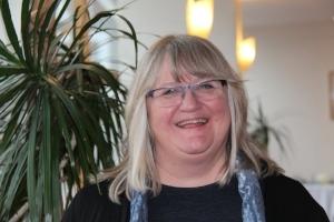 Dr. Ksenija Magda, Baptist World Alliance Women's Department President from Croatia
