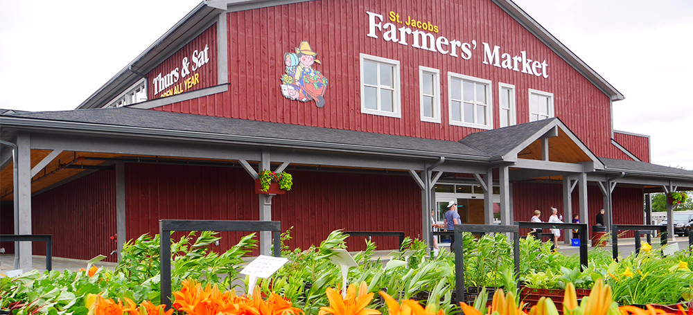 St. Jacob's Market Optional Tour, October 19th  7:30 a.m. to 5 p.m.  Read more....