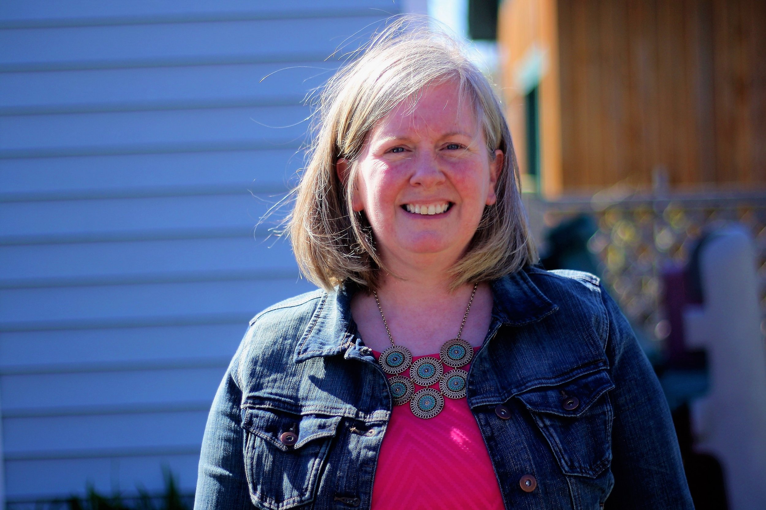 Angie Murphy is from Saint John, NB Canada and is an active volunteer in this area of ministry.  Read more....
