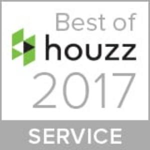 Best of Houzz award for 2017