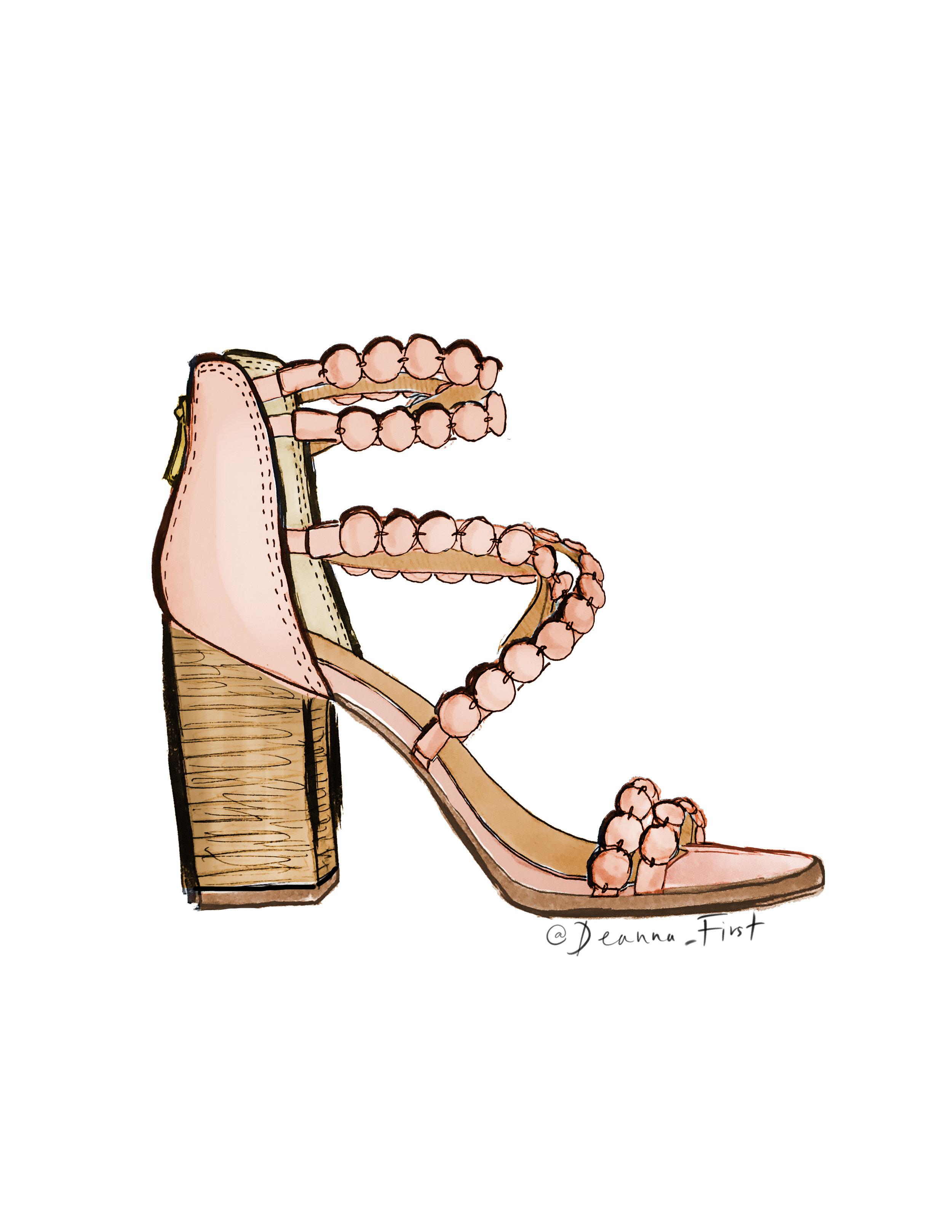 dsw circle shoe 3-deannafirst.jpg