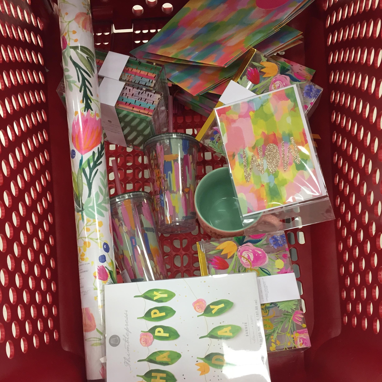Thimblepress at Target