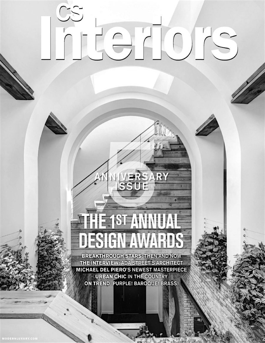 "CS Interiors (Fall 2012)   Best Product Design Firm: Lake + Wells   ""...we eagerly anticipate the envelope-pushing products this new firm has on its docket."""