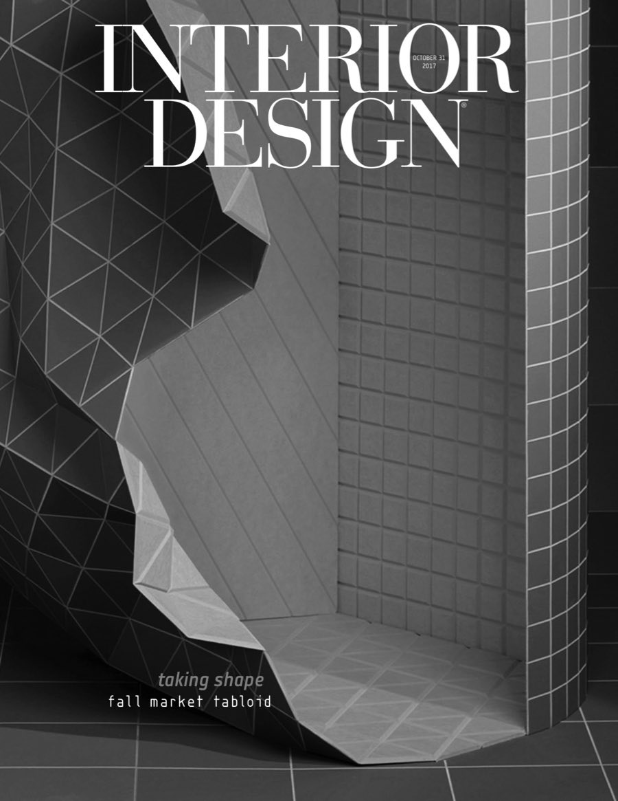 """Interior Design (October 2017)    """"Change, as they say, is good.... Frame provides a blank canvas for a client to endlessly tailor the aesthetics of their space"""""""