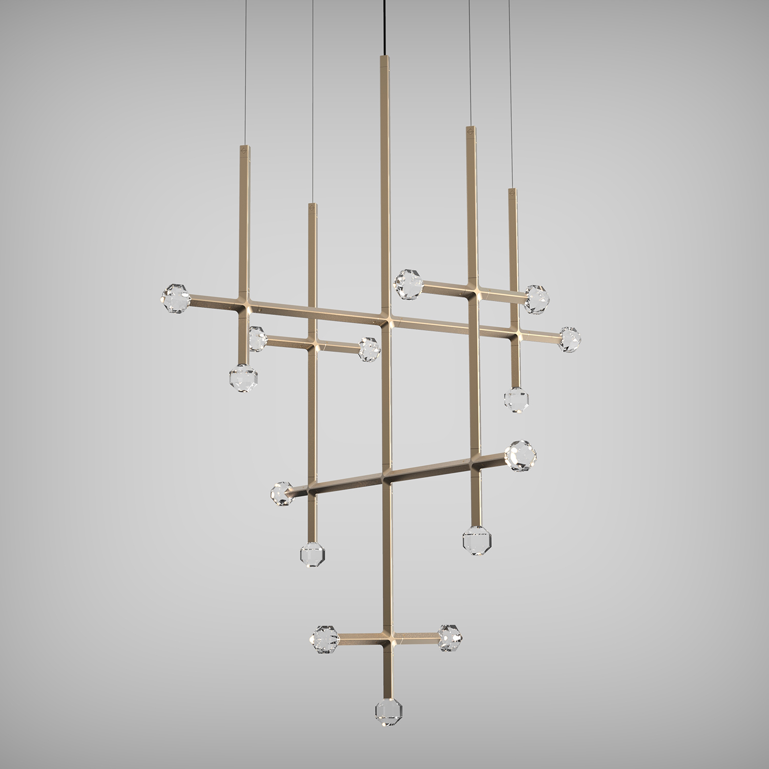 JOULLE CHANDELIERS -