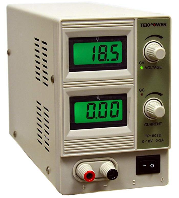 TekPower-3Amp-18Volt-Power-Supply
