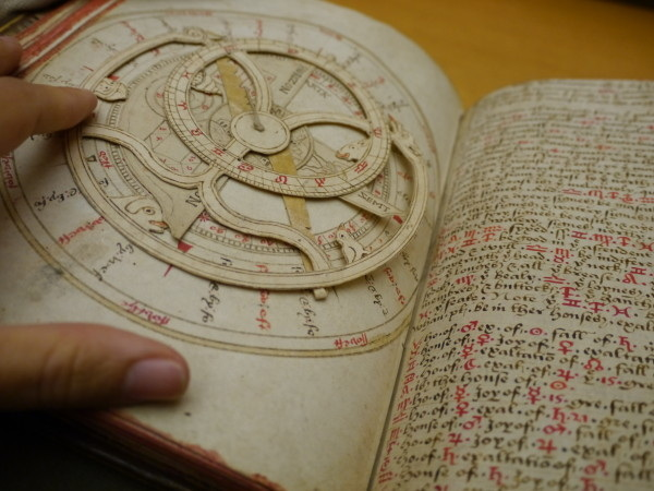 From the Beinecke Rare Book & Manuscript Library (photo: Emily Nachison)