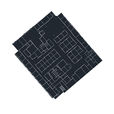 CAD  and  GIS  ready building floor plans