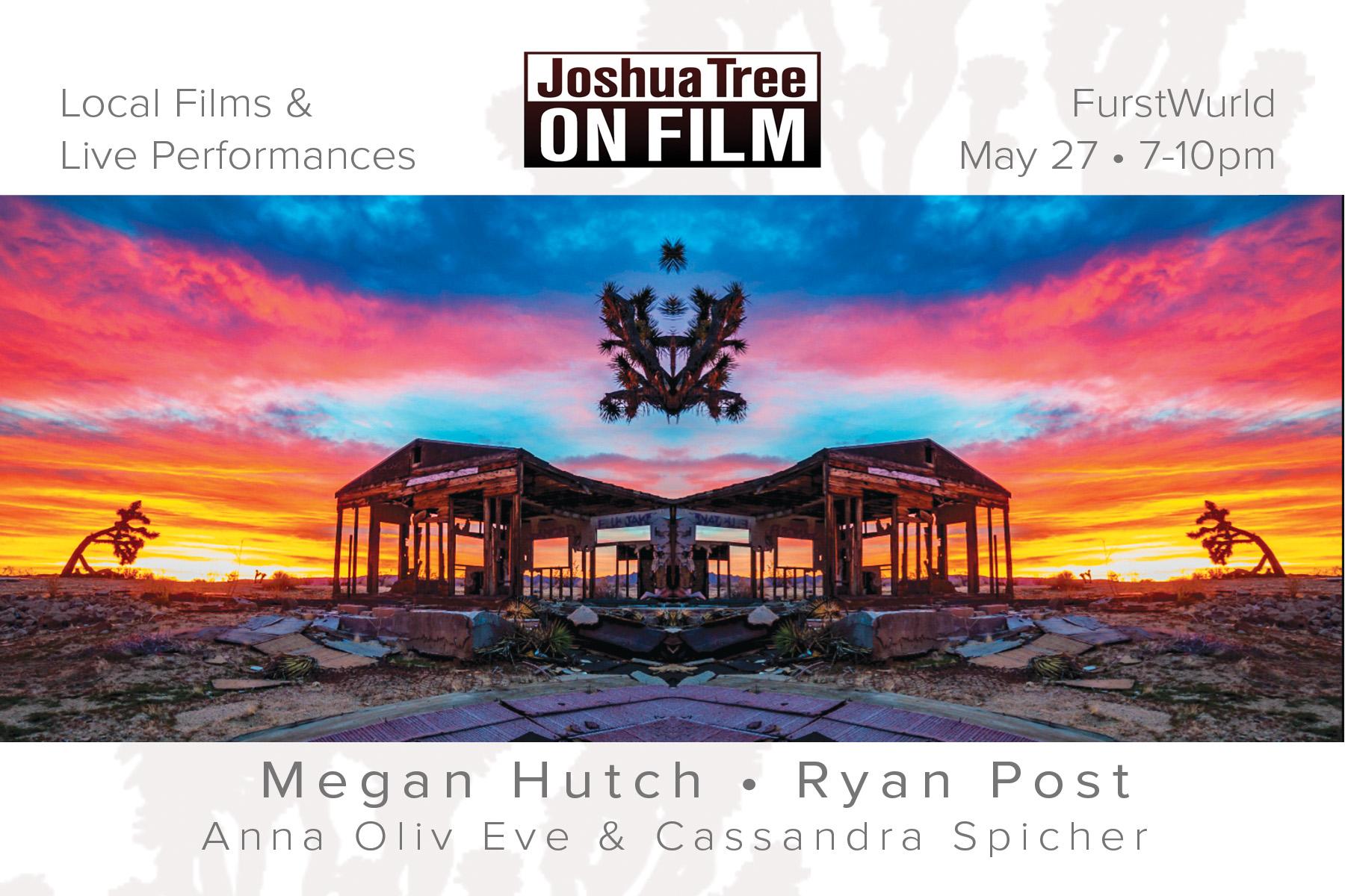 Joshua Tree on Film II