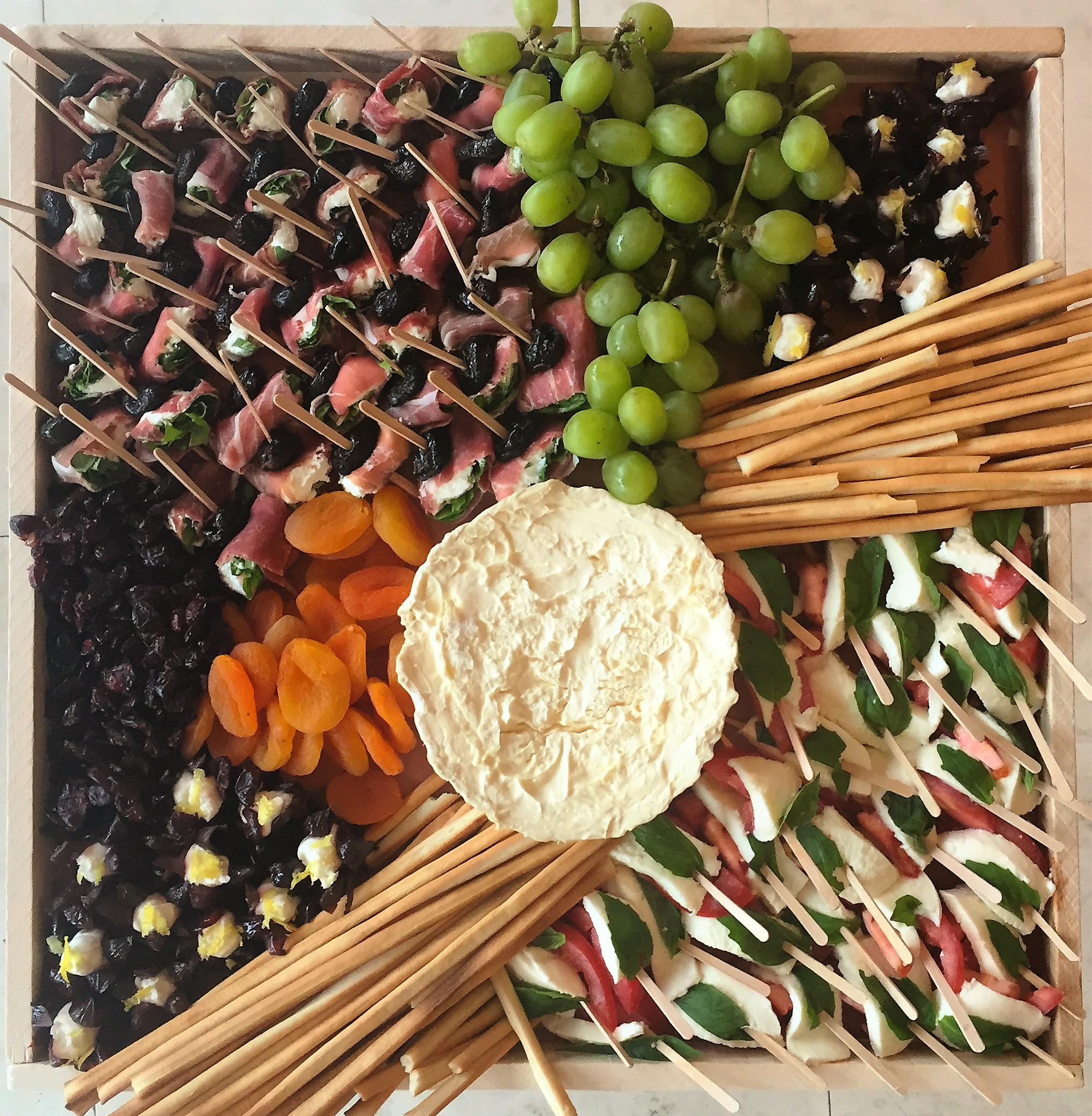 statement wedge - Instead of doing the heavy lifting of pulling together 3-5 disparate cheeses how about picking one very large piece and surrounding it with the appropriate accompaniments? Some ideas.