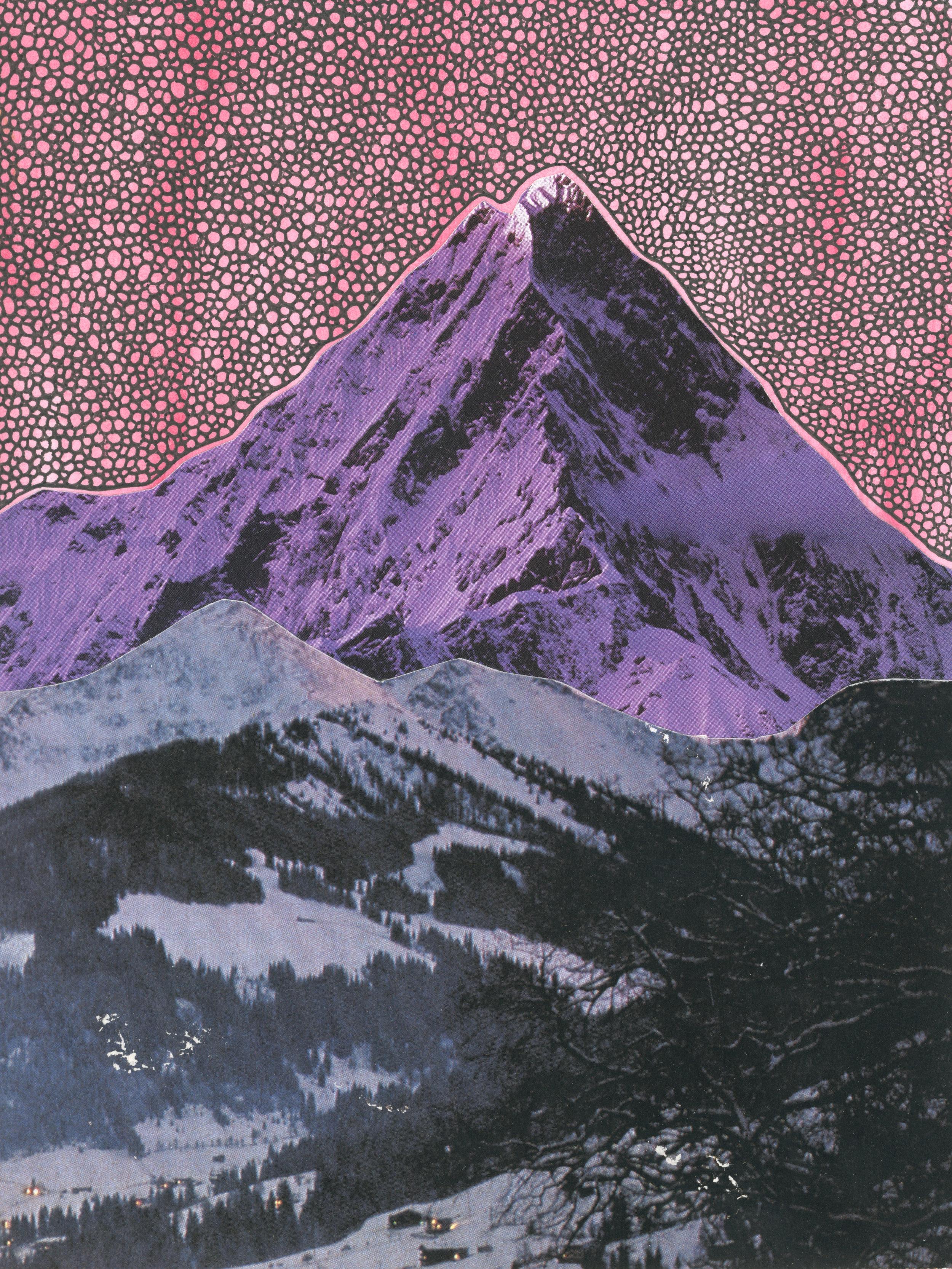 On Purple Mountain