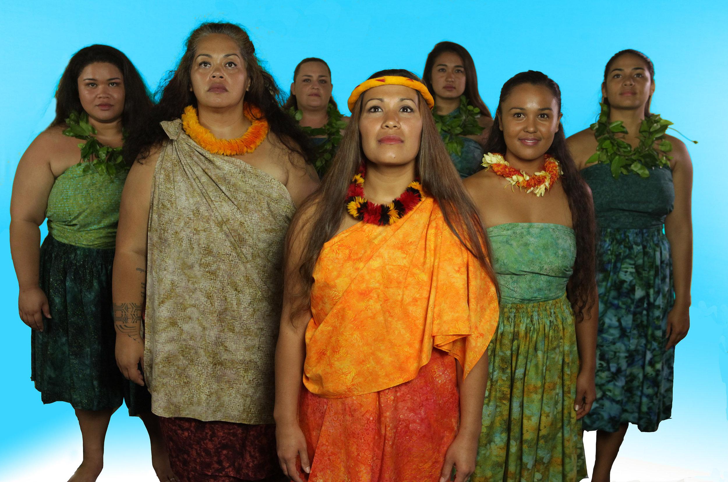 2004's  Lāʻieikawai.  Photo by Chesley Cannon.