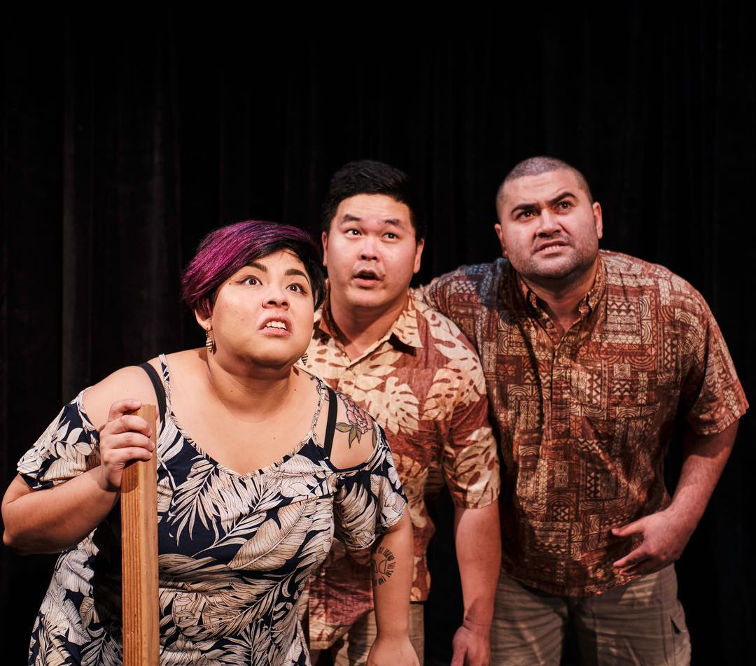 """The Watcher of Waipuna"" at Kumu Kahua Theatre"