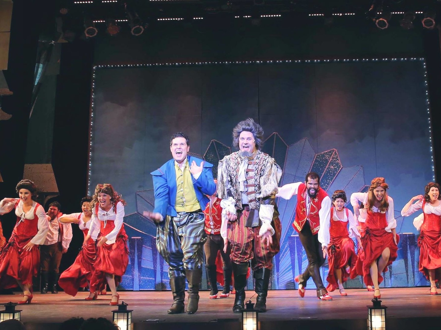 """Something Rotten!"" at Diamond Head Theatre"