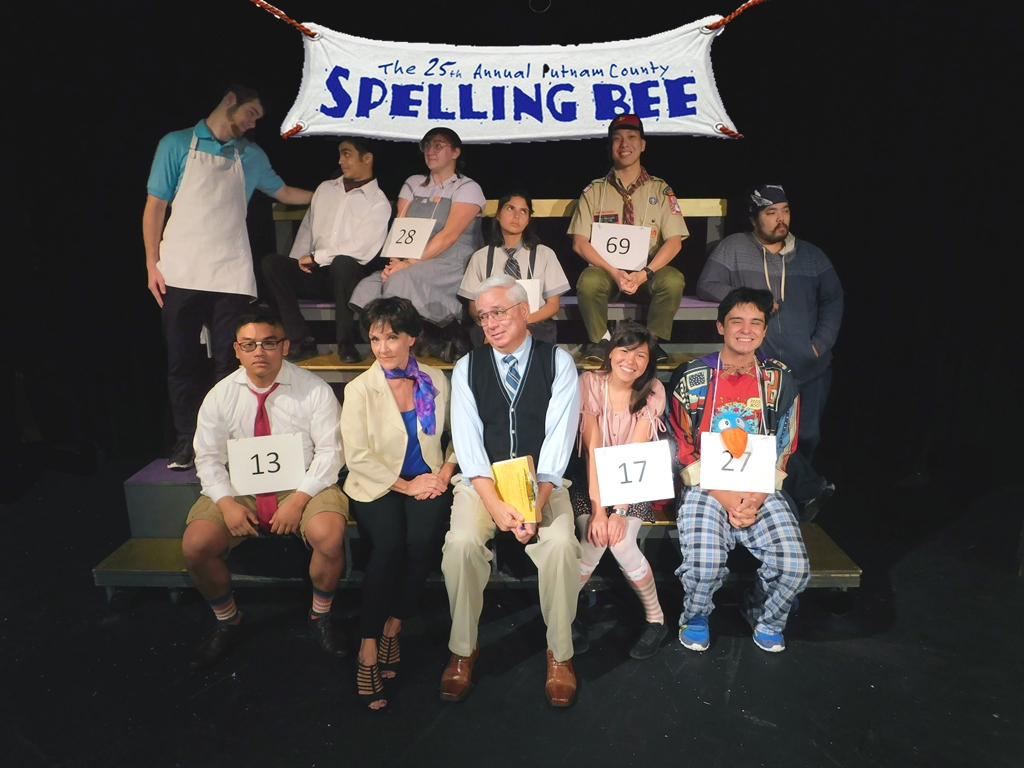 """The 25th Annual Putnam County Spelling Bee"" by Chaminade University Performing Arts"