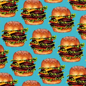 Double Cheeseburger II