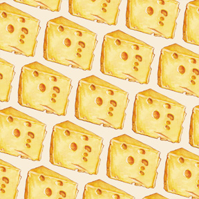 Cheese - White