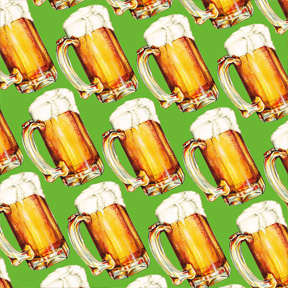 Beer - Green