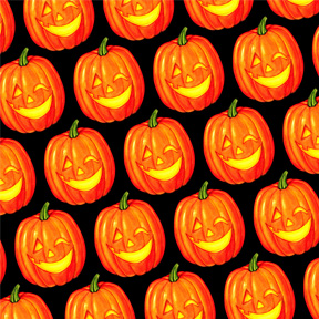 Pumpkin - Black