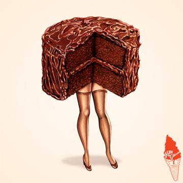 """Hot Cakes: Devil's Food"" 2016."