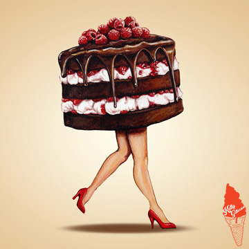 """""""Cake Walk"""" 2013."""