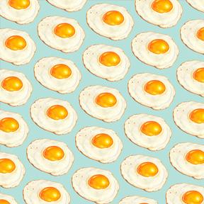 Egg - Blue
