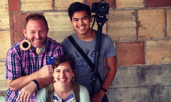Scott Clark, Chris Luong, Cimela Kidonakis (Videographers)