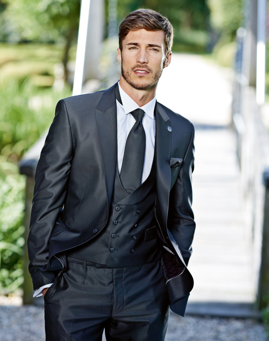 Image of evening suit, hire in high wycombe and kent menswear