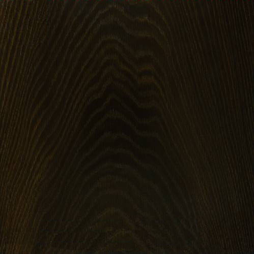 Smoked Oak is a sustainable hardwood from Europe, where it goes through a special smoking or fuming process. The method creates a consistent dark colour to the core of the timber. Colour: very dark brown to black