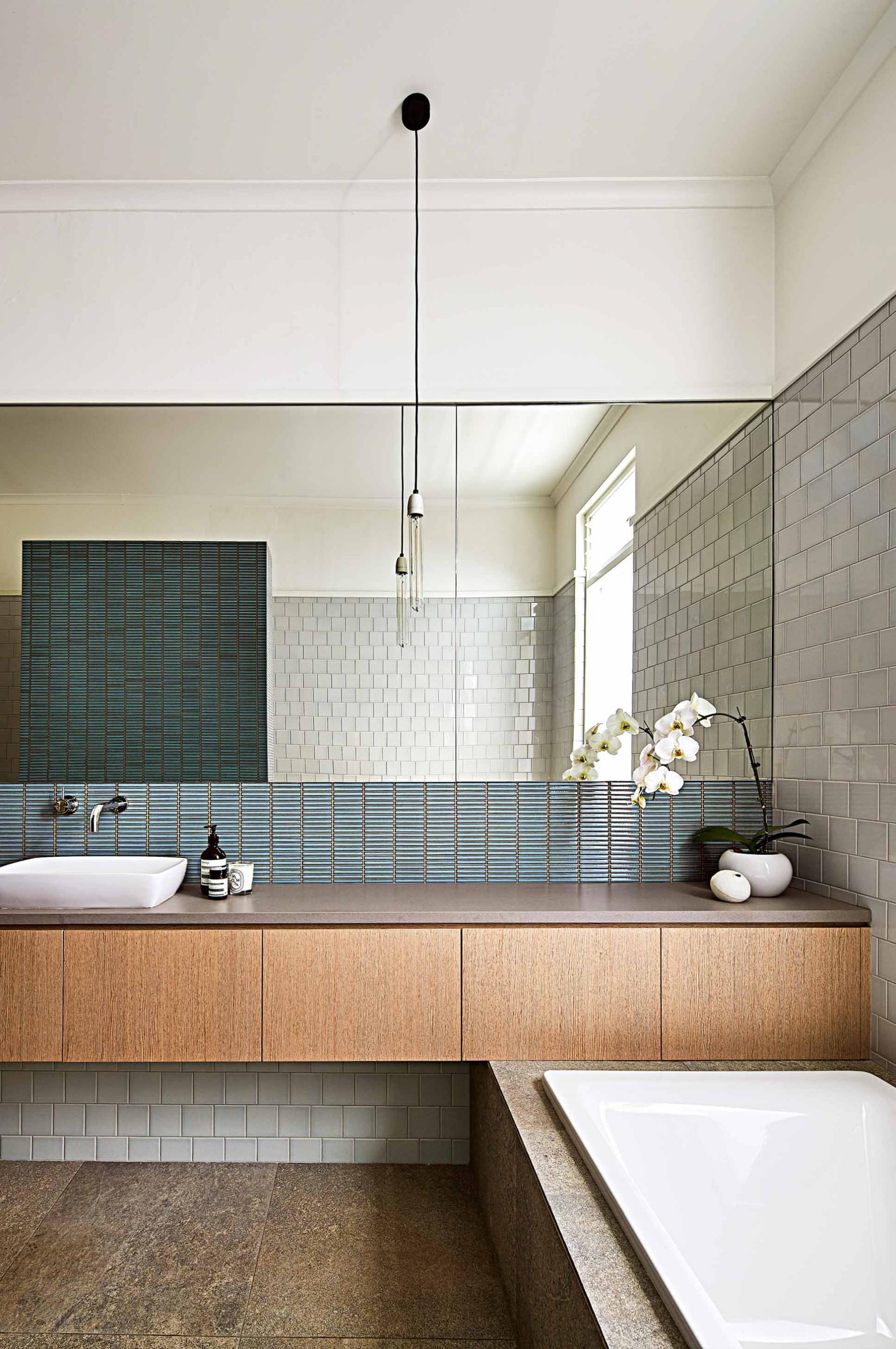 bathroom vanity #1
