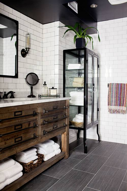 bathroom vanity #68