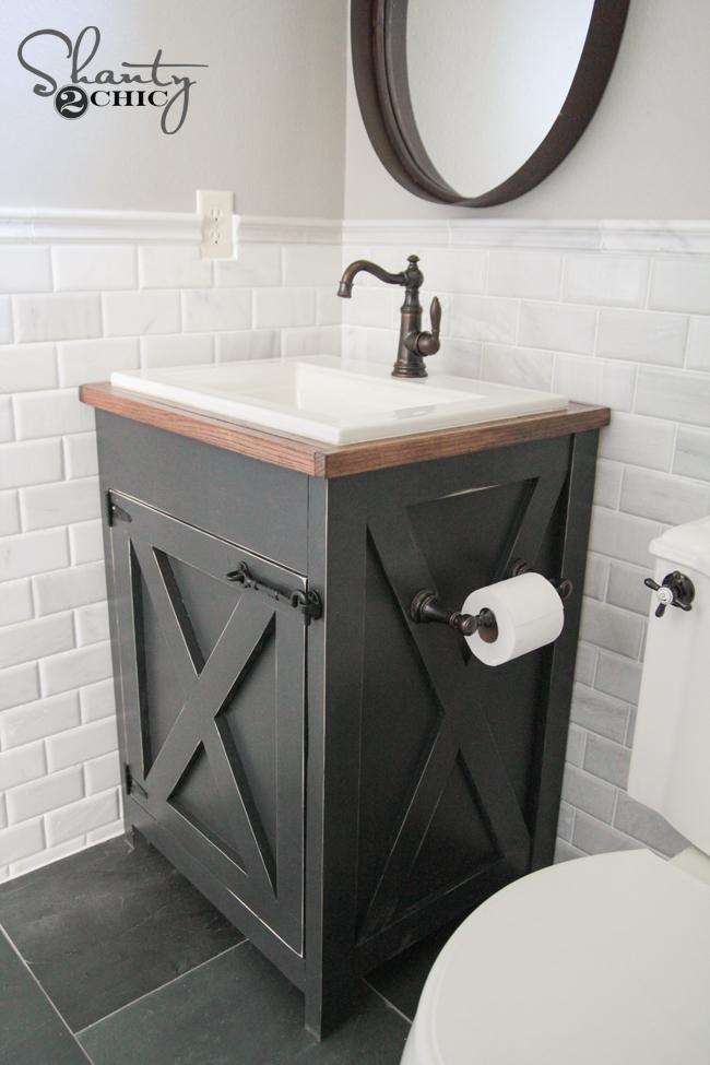 bathroom vanity #75