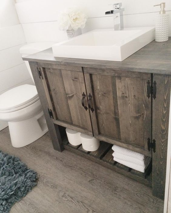 bathroom vanity #82
