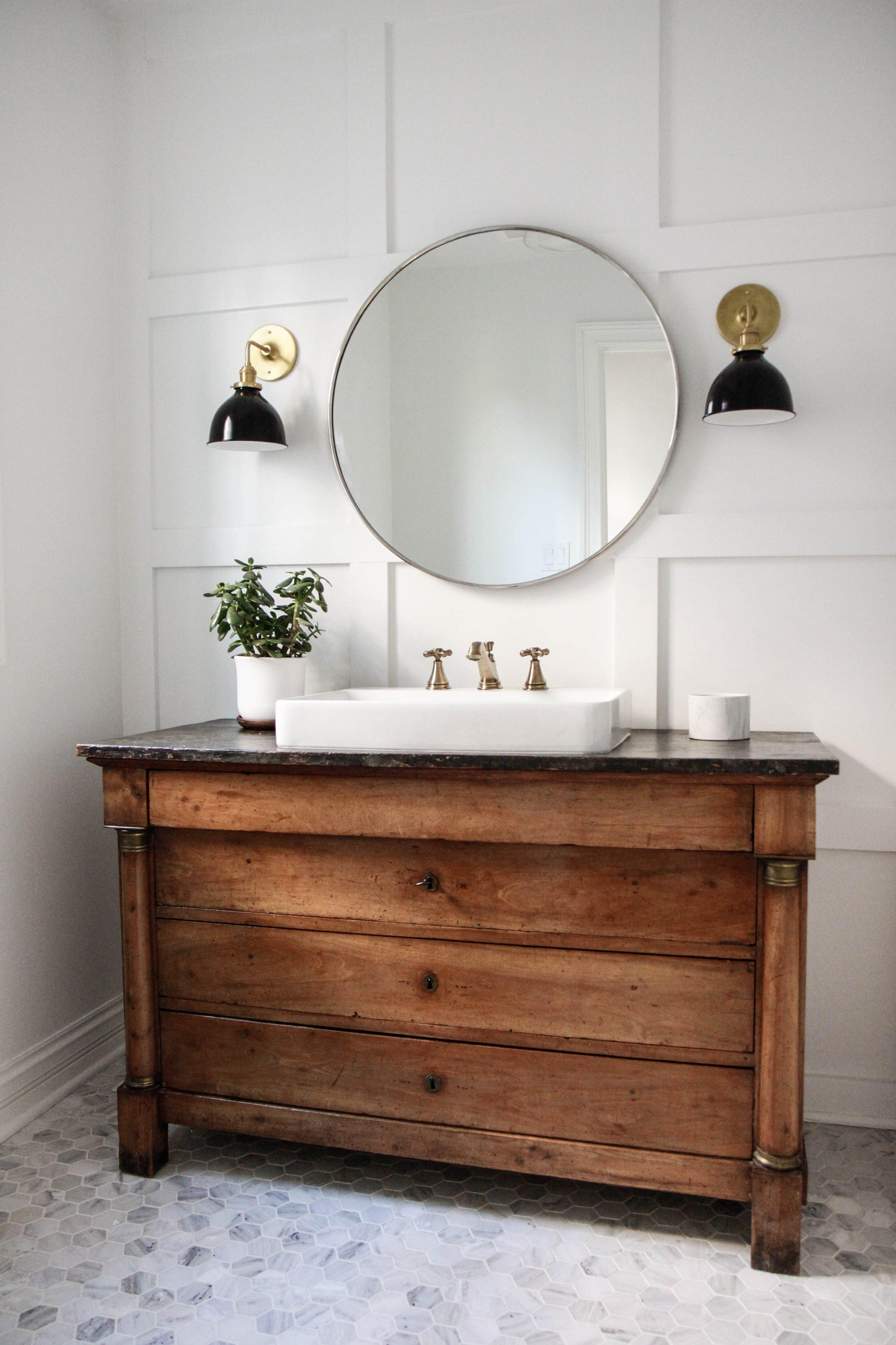 bathroom vanity #93