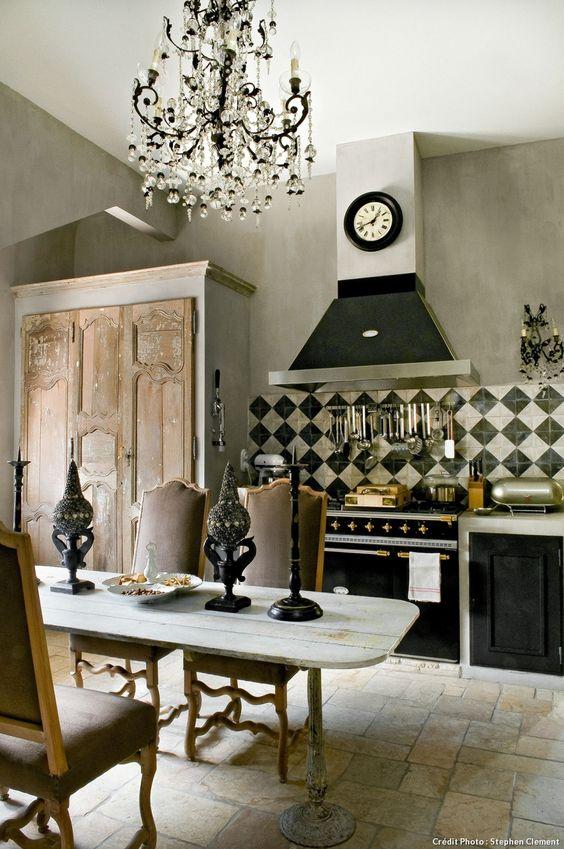 Aix-en-Provence kitchen
