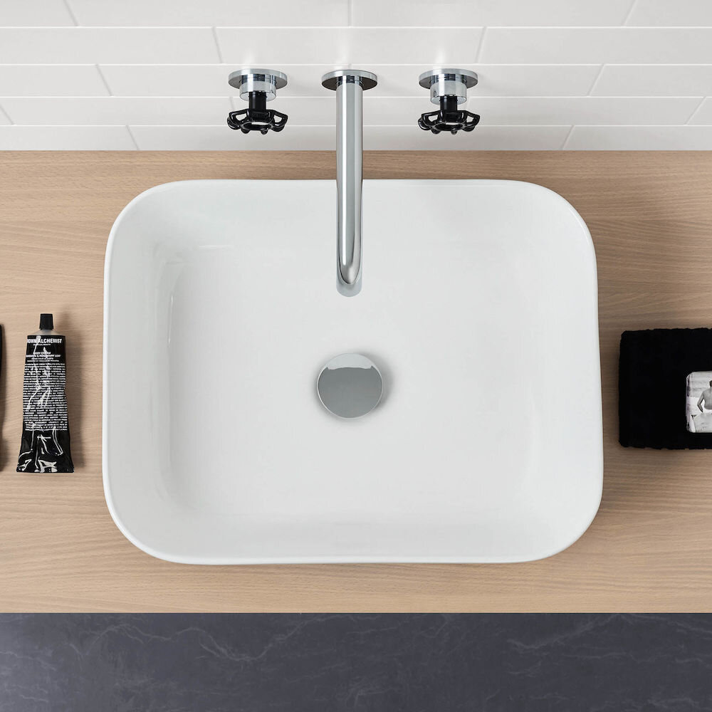 Artisan Above Counter Basin from  Caroma