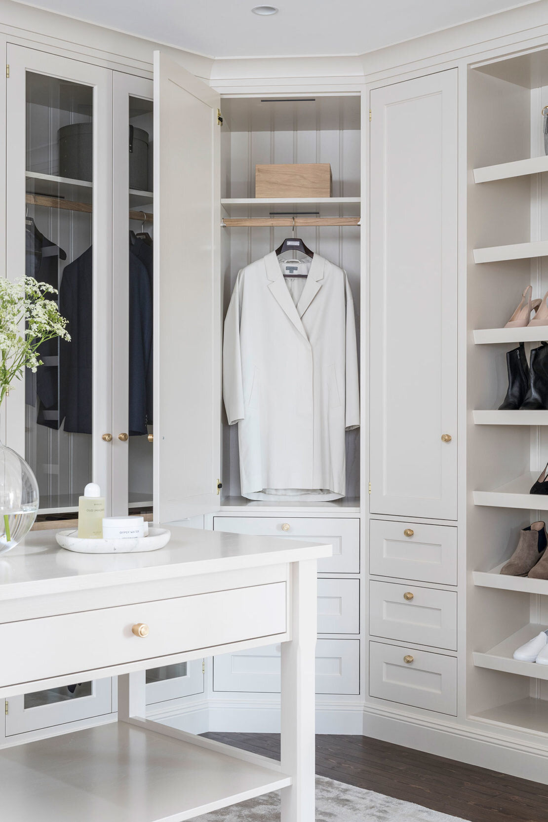 33 Dreamy Walk In Robe Design Ideas Verity Jayne