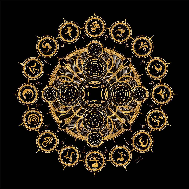 Stargate - Sixteen Virtues of Humankind