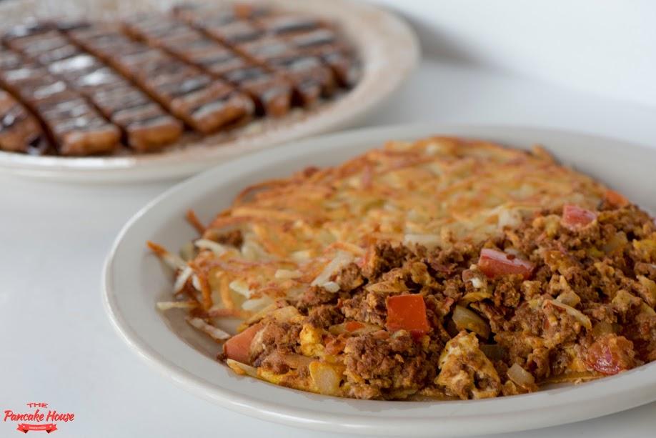 Eggs & Chorizo